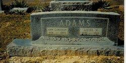 Ann <i>Cameron</i> Adams