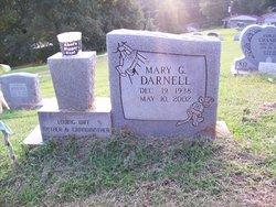 Mary G. <i>Minor</i> Darnell