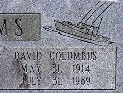 David Columbus Adams