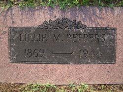 Lillie J. <i>Webb</i> Peppers