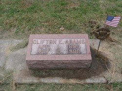 Clifton Ernest Cliff Adams