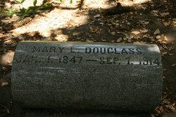 Mary L. <i>Cooper</i> Douglass