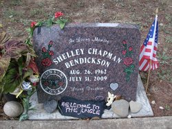 Shelley Ann <i>Chapman</i> Bendickson