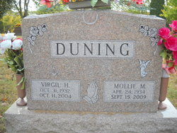 Mollie Mae <i>Carson</i> Duning