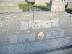 Bonnie B. <i>Burke</i> Haley