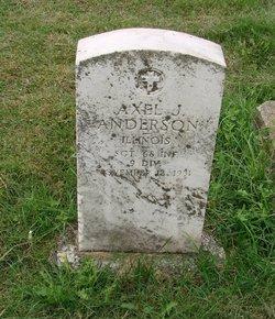 Axel Julius Anderson