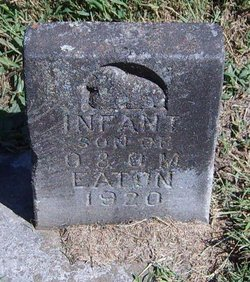 Infant Son Eaton
