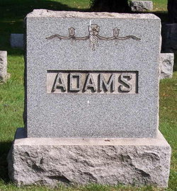 Nancy Ellen <i>McFadden</i> Adams