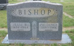 Prudence Rhoda <i>Boggs</i> Bishop