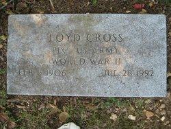 Loyd D Cross