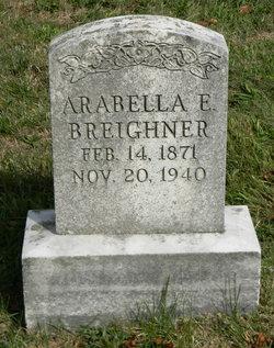 Arabella E <i>Dutterer</i> Breighner