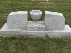 Anna Maria <i>Harris</i> Nichols