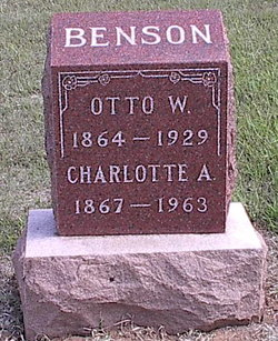 Otto W. Benson