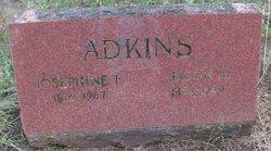 Josephine Florence Adkins