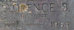 Florence B. <i>Dorsey</i> Allen