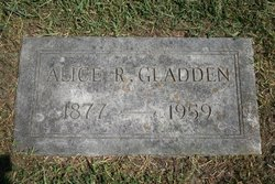 Alice Romaine Gladden