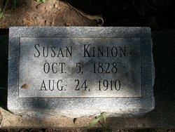 Susan Crocker <i>Adamson</i> Kinion