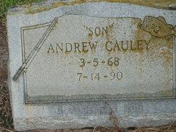 Andrew Cauley