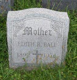 Edith R Ball