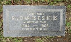 Charles E Shields