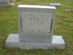 George Hylton Spence