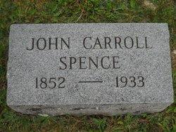 John Carroll Spence