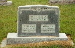 Lillie Ann <i>Wilson</i> Gillis