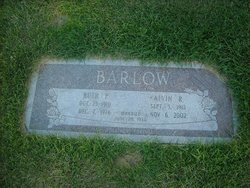 Alvin Robert Barlow