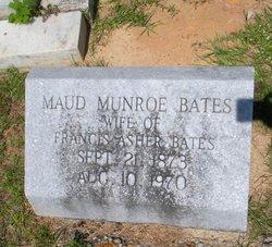 Maud <i>Munroe</i> Bates