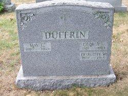Dorothy W Duffrin