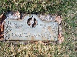 Earl Clifton Adams