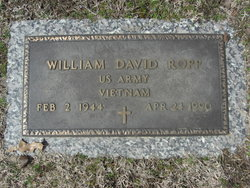 William David Bill Ropp