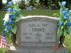Elba A. Pap Choate