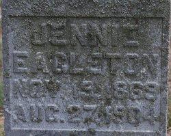 Elsie Janette Jennie <i>Morrison</i> Eagleton