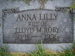 Anna Lilly Roby