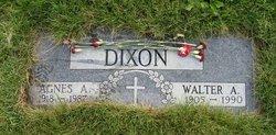 Agnes A <i>Oien</i> Dixon