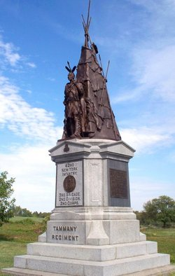 42nd New York Infantry Monument