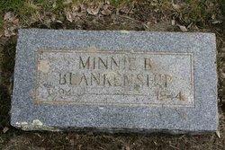 Minnie Belle <i>Thornton</i> Blankenship