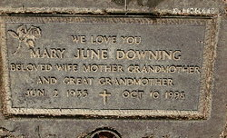 Mary June Downing