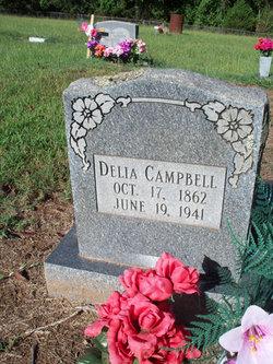 Delia Martha <i>Hill</i> Campbell