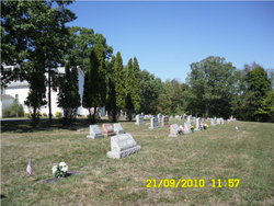 Mineral Baptist Cemetery