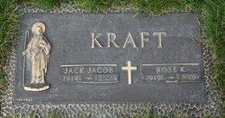 Jacob Joseph Jack Kraft