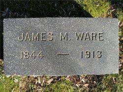 Pvt James M. Ware/Weir