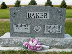 Marilyn Rose <i>Brown</i> Baker