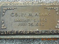 Coley <i>Malcom</i> Adams