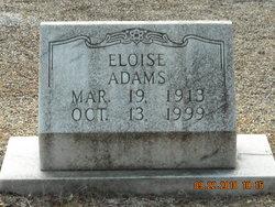 Eloise Adams