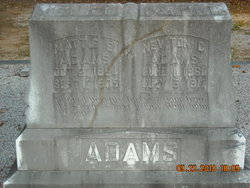 Newton Columbus Adams