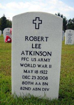 Robert Lee Atkinson