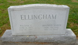Mildred <i>Sheek</i> Ellingham