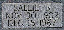 Sallie B Shofner
